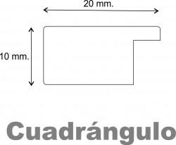 Cuadro óleo Castillo Caravaca