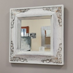 Espejo con marco estilo...