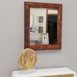 Espejo marco madera Oro Viejo
