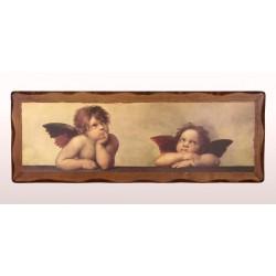 Cuadro ángeles de Rafael