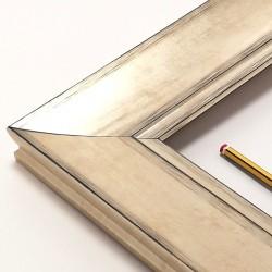 marco color champán 7 cm
