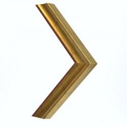 Marco madera 3 cm. oro...