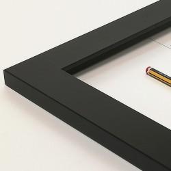 marco lacado negro