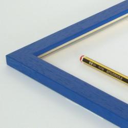 marco azul marino